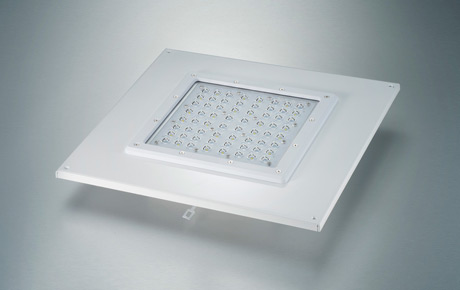 CLR SERIES Recessed Canopy Fixture