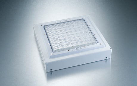 CLSD Low Glare Canopy Fixture